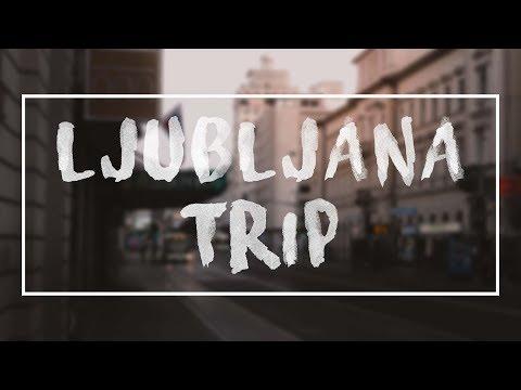 Ljubljana trip in one day - VISUAL SERIES