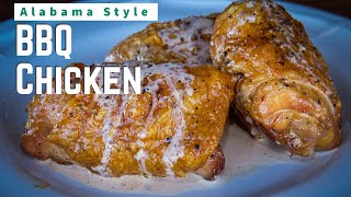 BBQ Chicken With Alabama White Sauce Recipe | Pit Barrel Cooker | Smoked Chicken