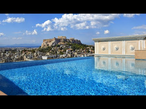 Penthouse Suite | King George, A Luxury Collection Hotel, Athens