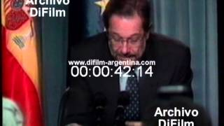 DiFilm - Javier Solana sucesor de Felipe Gonzalez (1995)