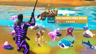 season 6 fishing is OVERPOWERED!