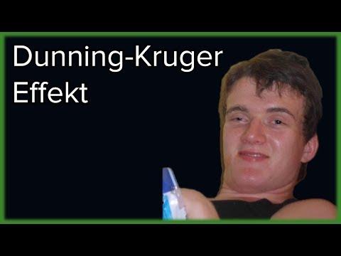 """Warum """"dumme"""" Menschen sich für """"schlau"""" halten - Der Dunning-Kruger-Effekt"""