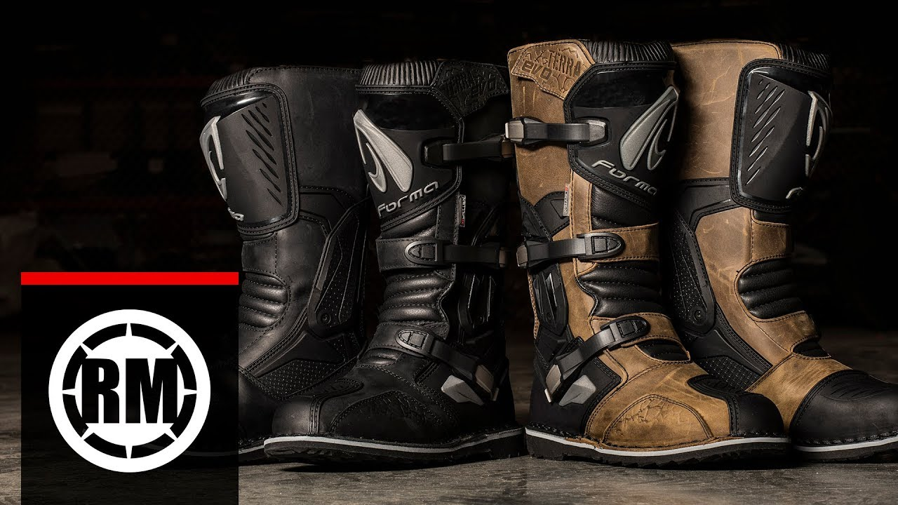 Forma Boots Adventure Terra Motorcycle Evo A54RjL