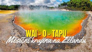 Gambar cover Geotermální město Rotorua   Wai-O-Tapu