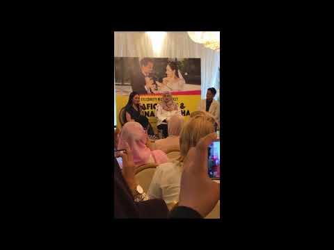 MEET AND GREET MMP SINGAPORE SYAFIQ KYLE & HANNAH DELISHA 27 AUGUST 2017