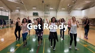 Download Lagu Get Ready by Pitbull feat Blake Shelton Zumba choreo by ZIN Surabhi MP3