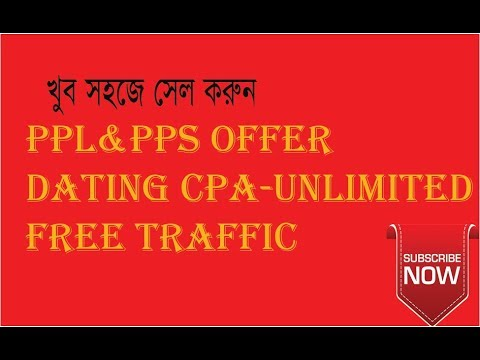 Unlimited Free Chat Traffic For CPA Marketing Bangla Tutorial thumbnail