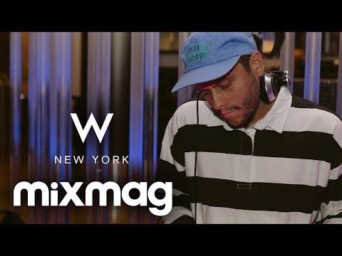 ELI ESCOBAR @ W New York x Mixmag