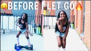 Beyonce-Before I Let Go Challenge Music Video Beyoncé Before I Let Go Dance Challenge live Its Minai