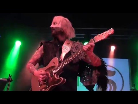 John 5 & the Creatures March 8, 2016 Nashville, TN