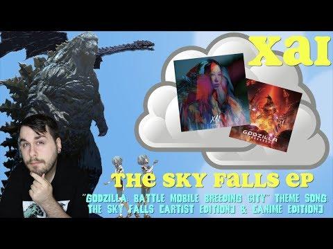 XAI - The Sky Falls [Artist & Anime Edition] (EP Review) - Rob Reviews