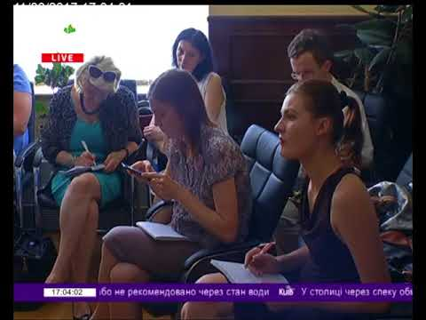 Телеканал Київ: 11.08.17 Столичні телевізійні новини 17.00