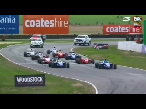 2016 Formula 4 - Symmons Plains - Race 1
