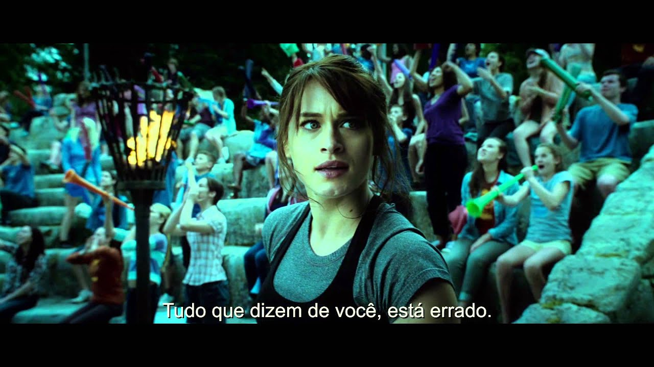 Percy Jackson e o Mar de Monstros - Trailer Oficial Legendado