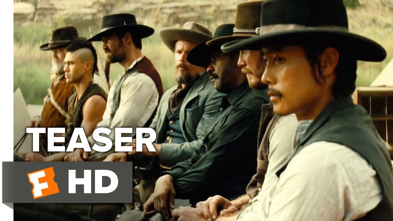 Magnificent 7 Movie Review