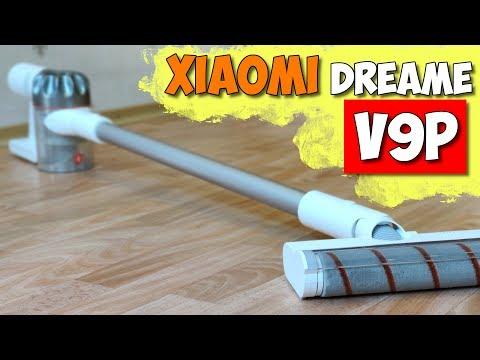 НОВИНКА 2019 🔥 Xiaomi Dreame V9Pro 💪 Мощный беспроводной пылесос
