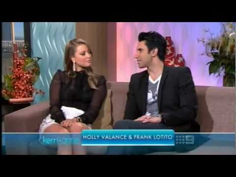 Holly Valance Interview - The Kerri-Anne Show (Channel Nine) (12.07.2011)