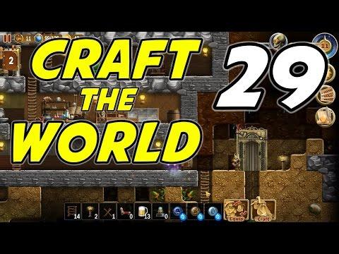 Craft the World | E29 | Elevator Installation!