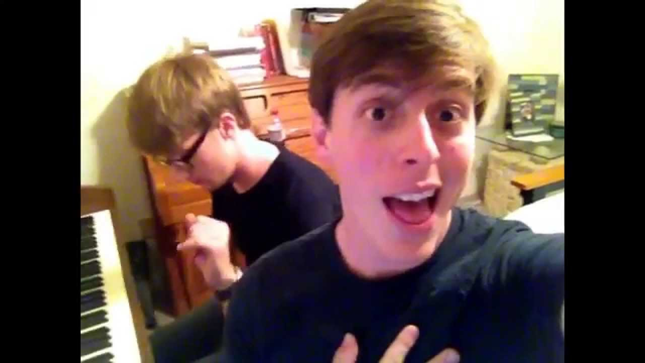 Thomas Sanders sings A Dream is a Wish Your Heart Makes
