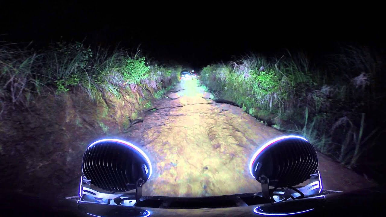 4wd Arb Intensity Spot Beam Youtube