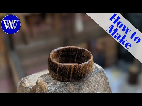 How to Make a Ring With Just Hand Tools