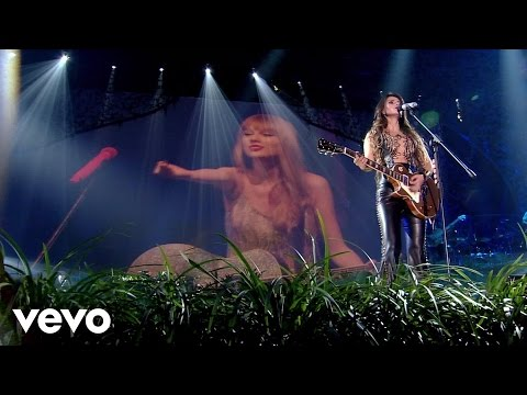 Taylor Swift - Long Live (feat. Paula Fernandes)