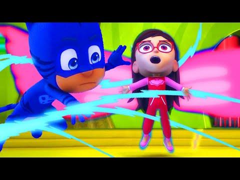 PJ Masks Funny Colors - New Episode 21 - Kids Videos