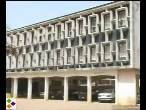 The ramshackled state of the Nigerian National Archives and Monuments