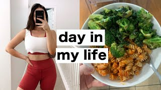 VLOG: getting back into my routine, healthy grocery haul & anxiety talk