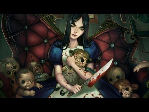 American Mcgee\'s Alice Game Movie (All Cutscenes) HD