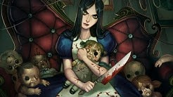 American Mcgee's Alice Game Movie (All Cutscenes) HD
