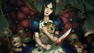 Скачать American Mcgee S Alice Game Movie All Cutscenes HD