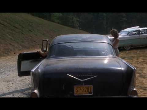 Dirty Dancing sad scene with Patrik Swayze and Jennifer Grey