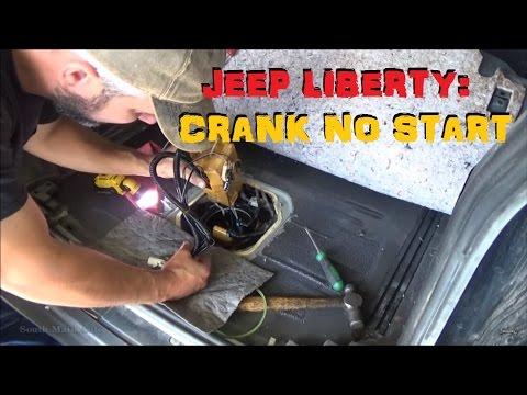 Jeep Liberty - Crank No Start