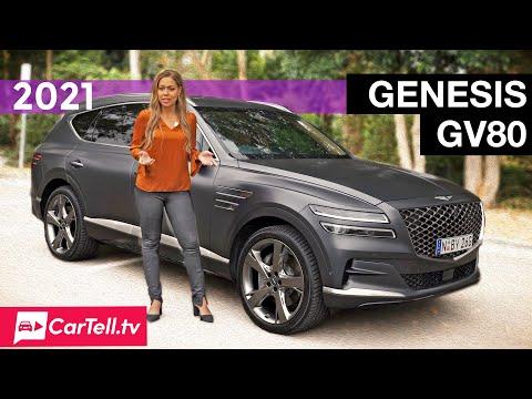 2021 Genesis GV80 review | Australia