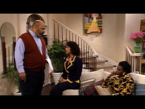 The Fresh Prince of Bel-Air - Hilary Spends Too Much