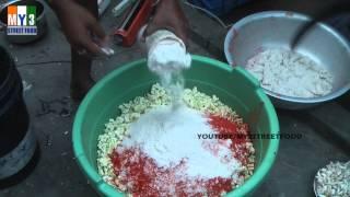 Cauliflower Pickle - Rajahmundry Street Foods - Indian Street Food
