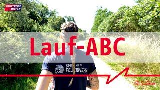 #FitFor112 Folge 2: Das Lauf-ABC