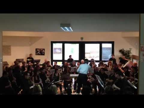 Amparito roca-Orchestra Conservatorio U.Giordano Rodi.