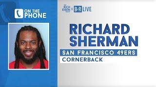 Richard Sherman Talks Super Bowl LIV, Darrelle Revis & More w Rich Eisen | Full Interview | 1/20/20