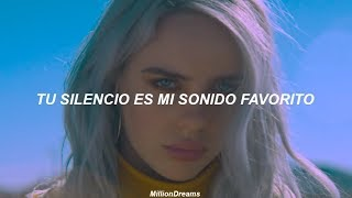 Billie Eilish -  you should see me in a crown (español) Video