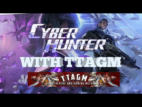 long-range-badass-in-cyber-hunter-(part-1)---collab-with-rose-gaming-#trending-#recommended