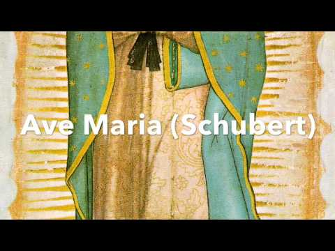 Ave Maria (Schubert) - Spanish Version