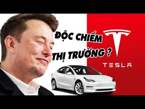Lý Do Gì Khiến Tesla Gần Như 'Vô Đối' Ở Thị Trường Xe Điện?