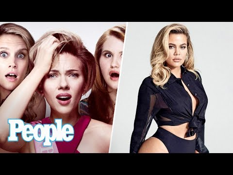 Khloé Kardashian Fights Claim She Stole A Design, 'Rough Night' Cast Tells All | People NOW | People