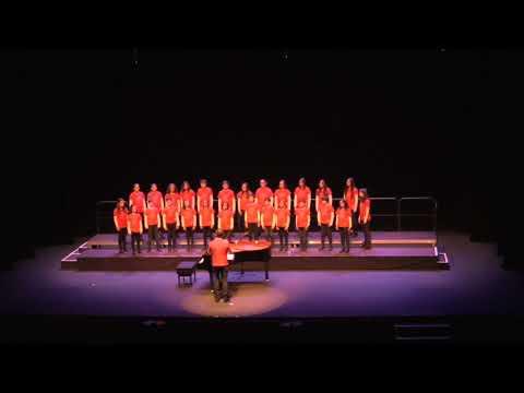 CORO VOCES BLANCAS- LAUDATE DOMINUM-J DOMINGUEZ-TEATRO LA LABORAL