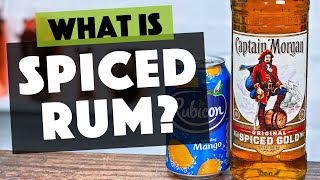 What is Spiced Rum?!