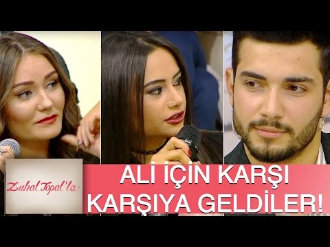 Zuhal Topal'la 112. Bölüm (HD) | Ali'nin Talibi Geldi; Naz ve Angelina Karşı Karşıya Geldi!
