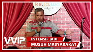 Begini Kalau Fahri Hamzah Stand Up Comedy! - VVIP