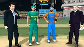India vs Pakistan World Cricket Battle Batting / Bowling Review aNdroid / IOS Full Gameplay